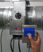 Room pressure controller [PEC-S]