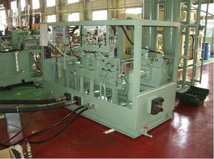 大型油圧ユニット